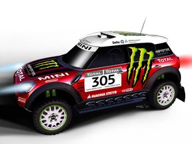Ver foto 3 de Mini Countryman ALL4 Dakar 2010