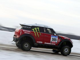 Ver foto 2 de Mini Countryman ALL4 Dakar 2010