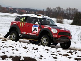 Ver foto 1 de Mini Countryman ALL4 Dakar 2010