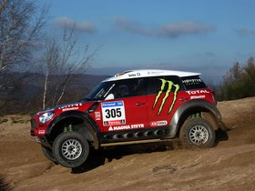 Ver foto 8 de Mini Countryman ALL4 Dakar 2010