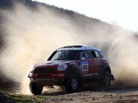 Ver foto 7 de Mini Countryman ALL4 Dakar 2010