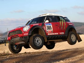 Ver foto 4 de Mini Countryman ALL4 Dakar 2010
