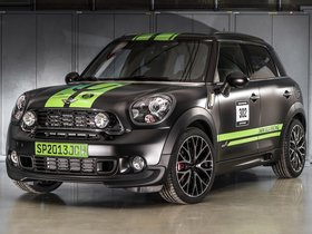 Ver foto 1 de Mini Countryman All4 JCW John Cooper Works Dakar Winner 2013