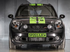 Ver foto 5 de Mini Countryman All4 JCW John Cooper Works Dakar Winner 2013