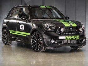 Ver foto 3 de Mini Countryman All4 JCW John Cooper Works Dakar Winner 2013