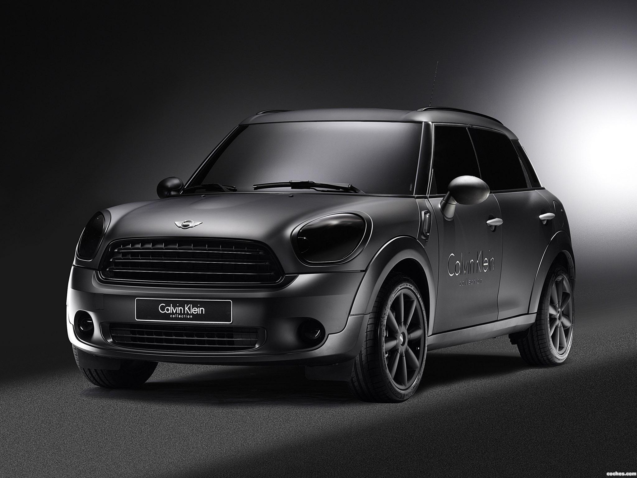 Foto 0 de Mini Countryman Black Edition by Calvin Klein 2010