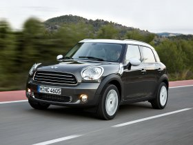 Fotos de Mini Countryman Cooper 2010