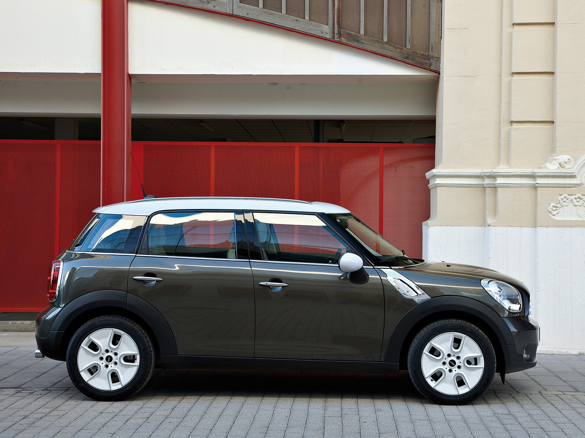 Foto 9 de Mini Countryman Cooper 2010