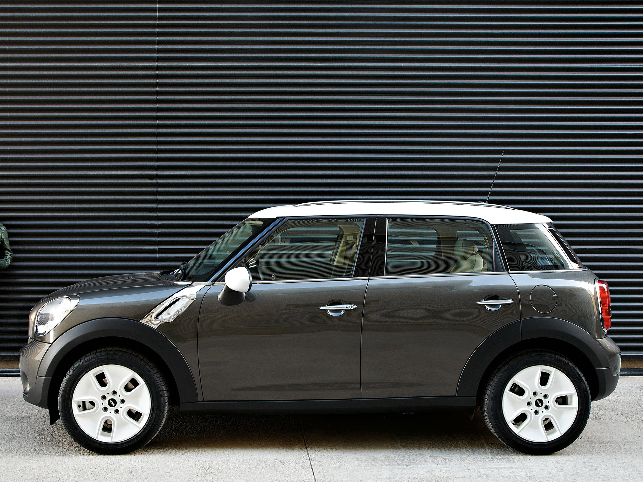 Foto 8 de Mini Countryman Cooper 2010
