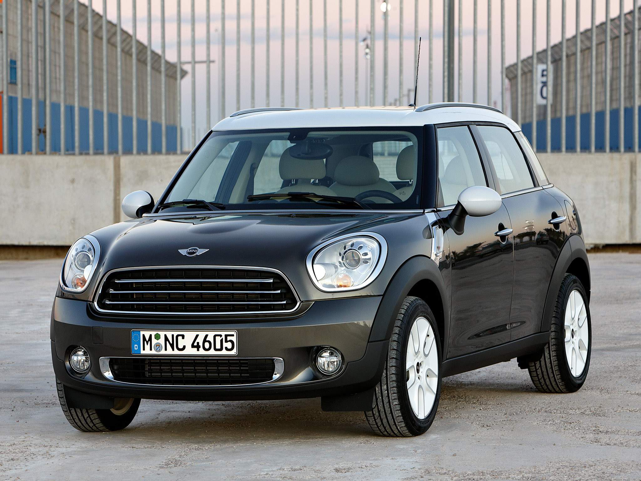 Foto 5 de Mini Countryman Cooper 2010