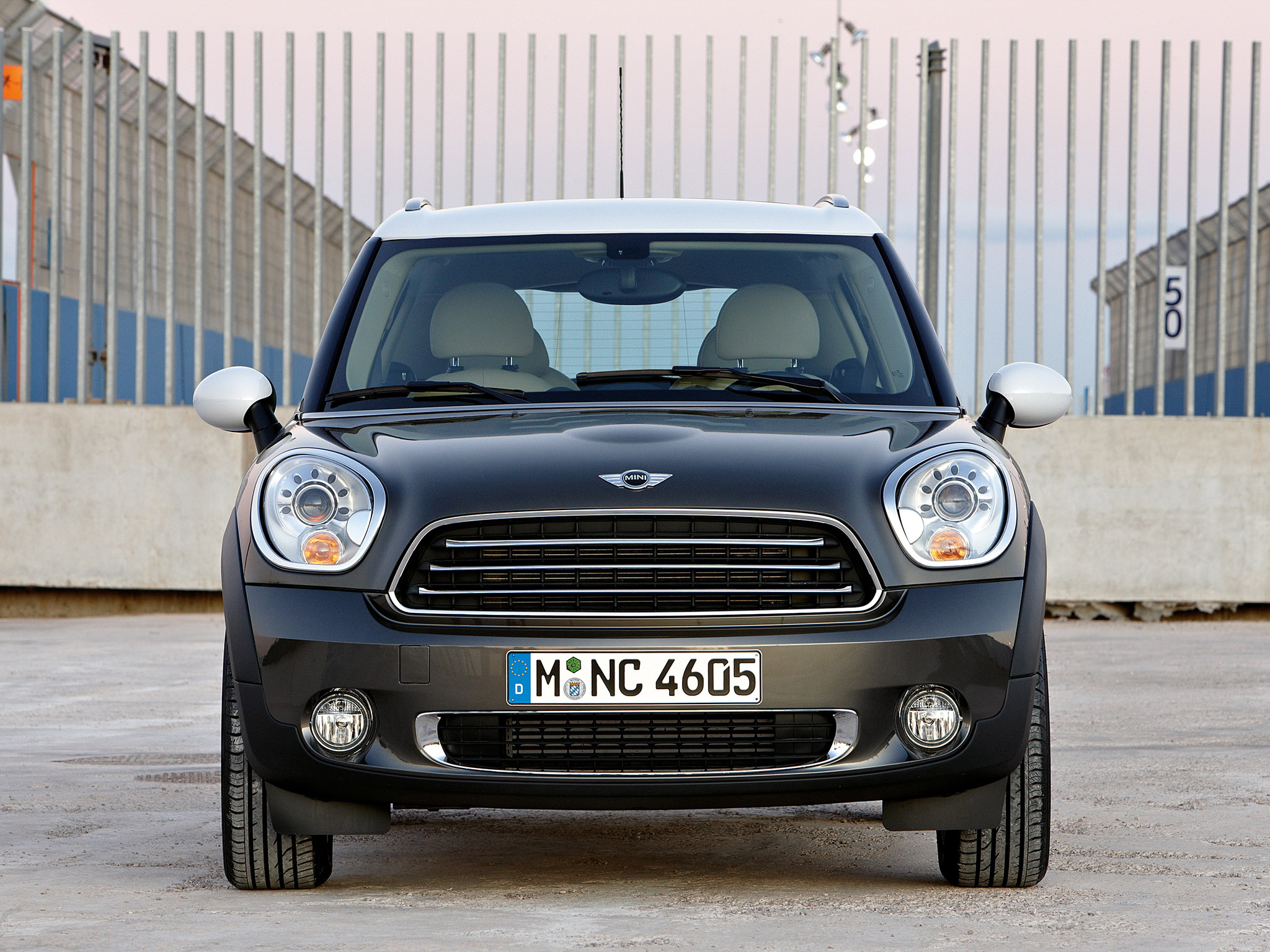Foto 4 de Mini Countryman Cooper 2010