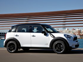 Ver foto 21 de Mini Countryman Cooper S ALL4 2010