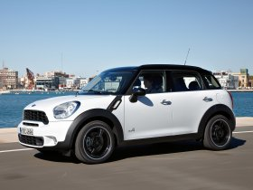 Ver foto 20 de Mini Countryman Cooper S ALL4 2010