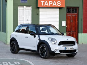 Ver foto 19 de Mini Countryman Cooper S ALL4 2010