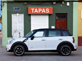 Ver foto 18 de Mini Countryman Cooper S ALL4 2010