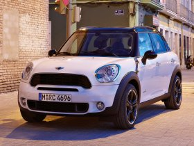 Ver foto 17 de Mini Countryman Cooper S ALL4 2010