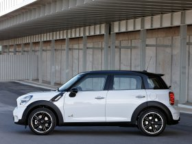 Ver foto 13 de Mini Countryman Cooper S ALL4 2010