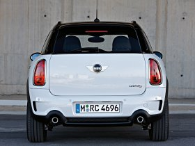 Ver foto 12 de Mini Countryman Cooper S ALL4 2010