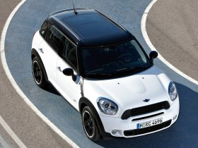 Ver foto 8 de Mini Countryman Cooper S ALL4 2010