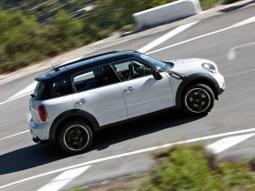 Ver foto 4 de Mini Countryman Cooper S ALL4 2010