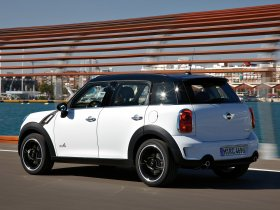 Ver foto 27 de Mini Countryman Cooper S ALL4 2010