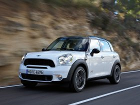 Ver foto 26 de Mini Countryman Cooper S ALL4 2010