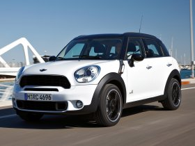 Ver foto 22 de Mini Countryman Cooper S ALL4 2010