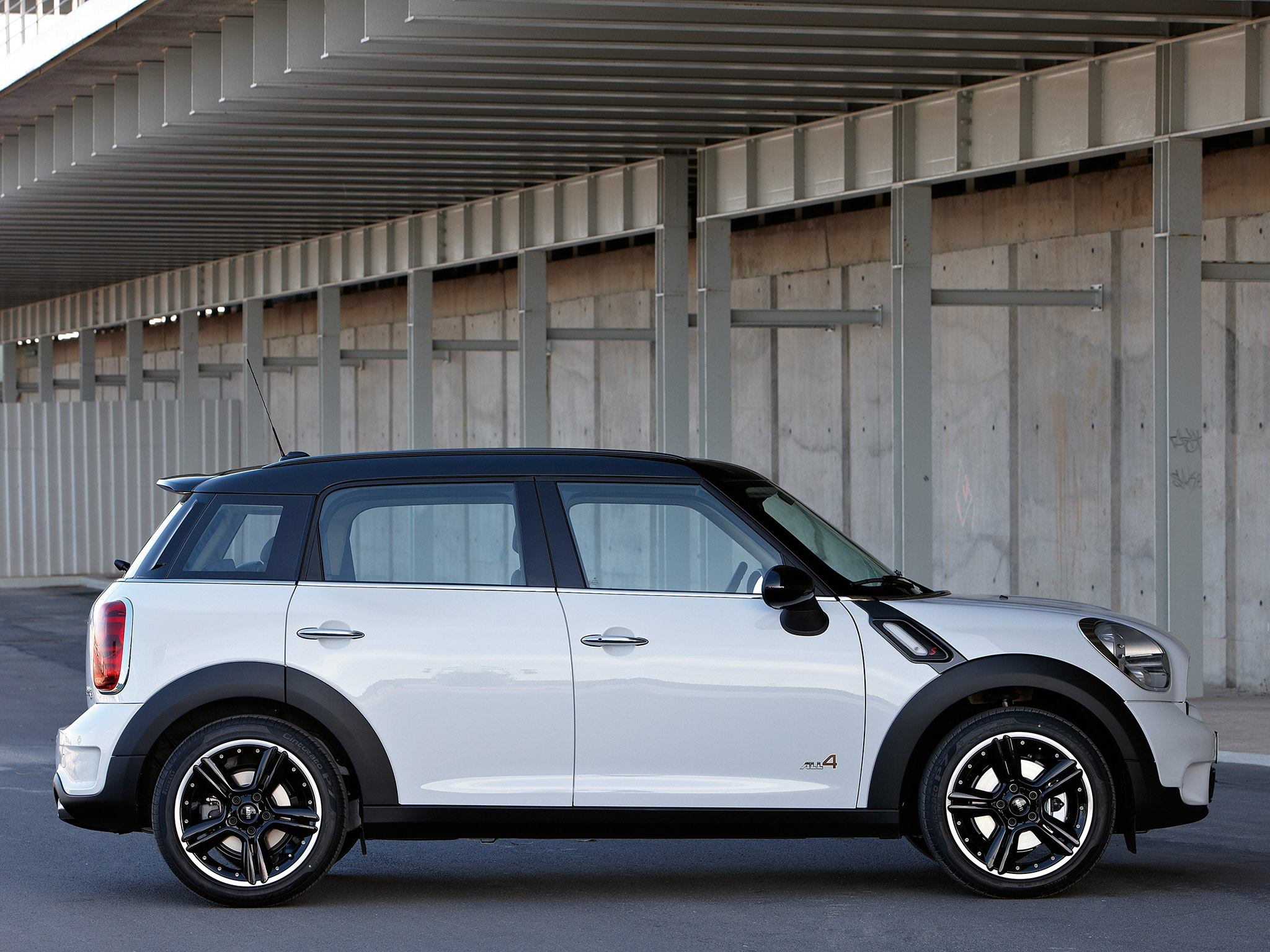 Foto 13 de Mini Countryman Cooper S ALL4 2010