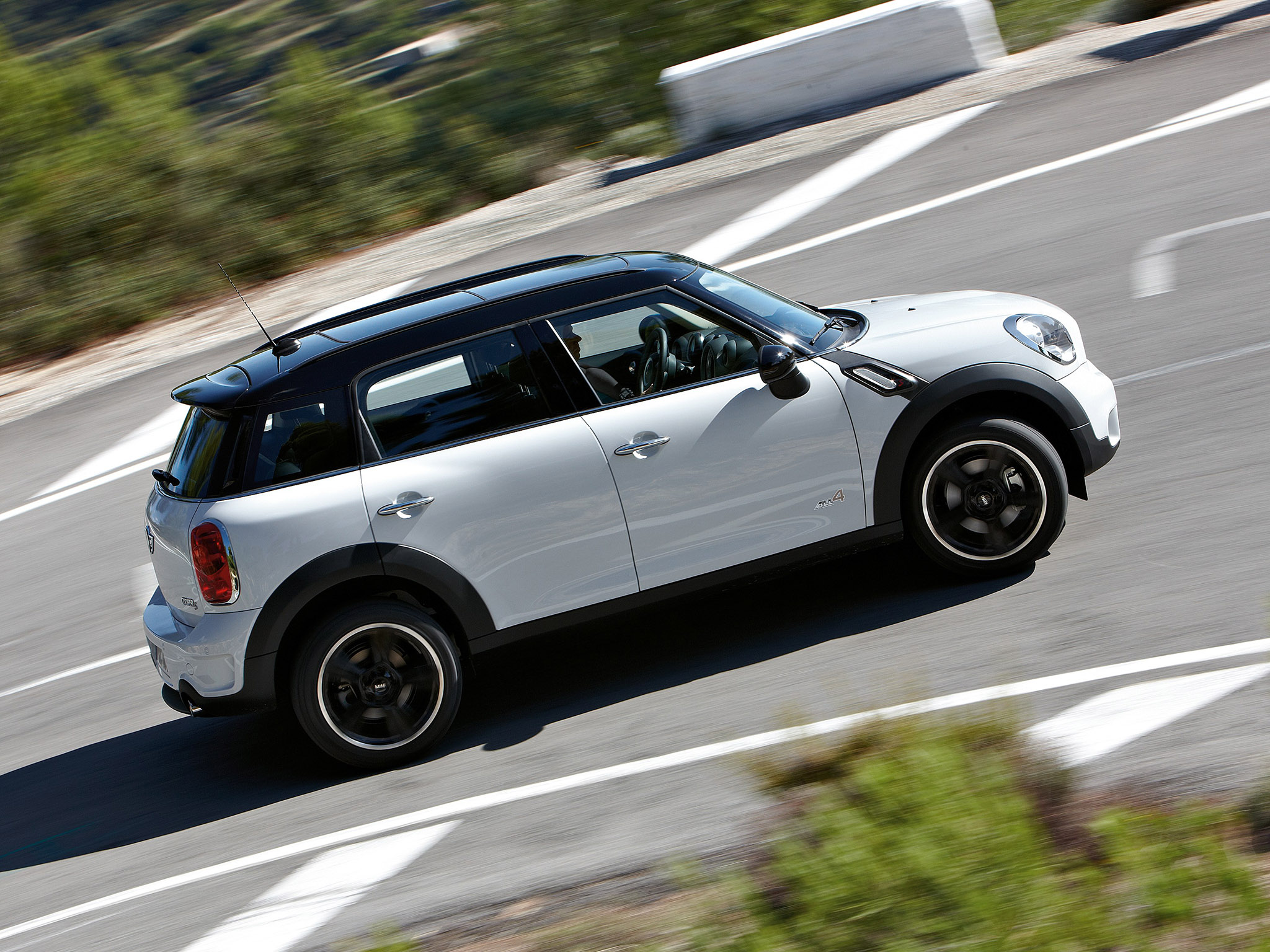Foto 3 de Mini Countryman Cooper S ALL4 2010