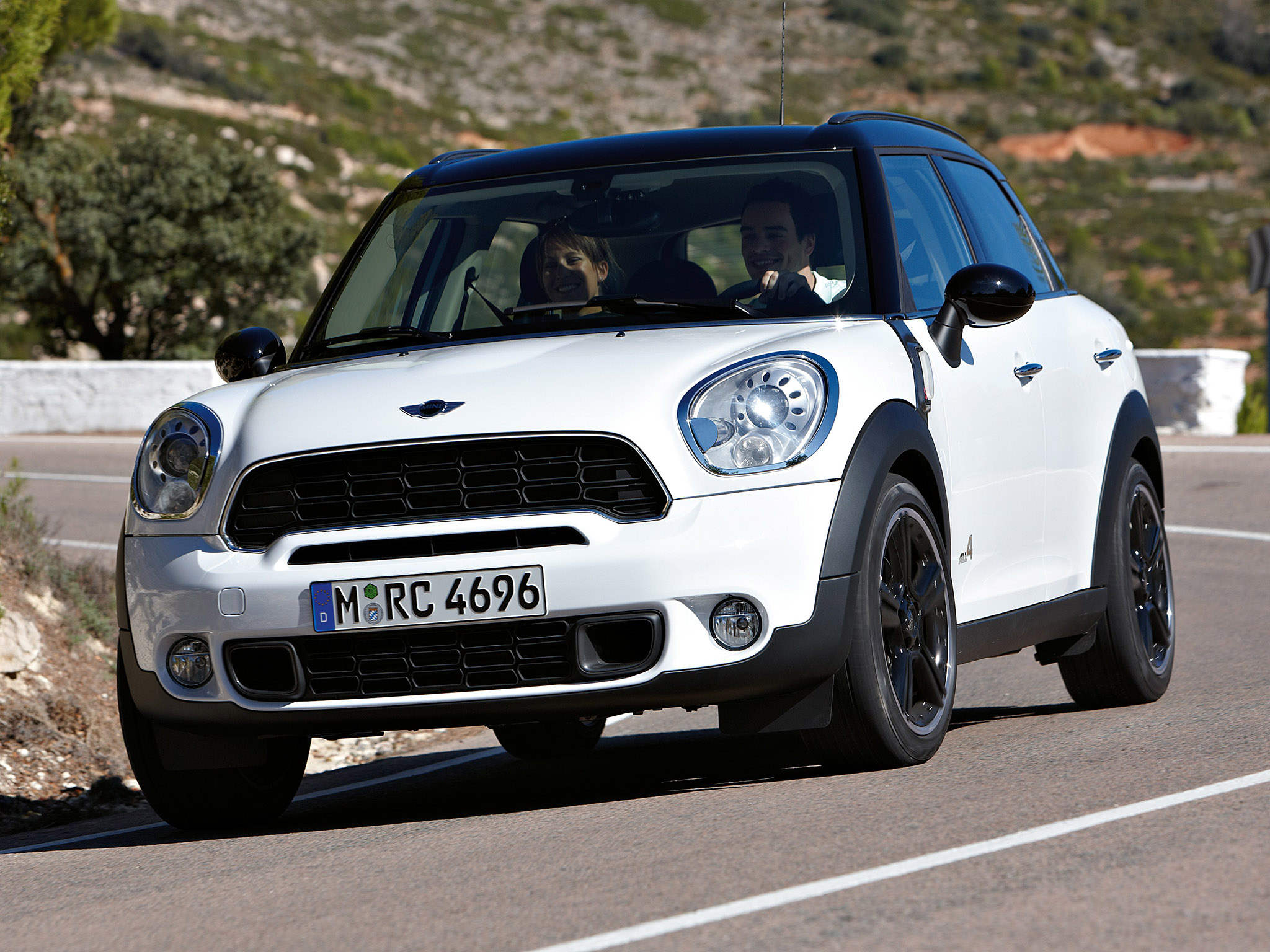 Foto 1 de Mini Countryman Cooper S ALL4 2010