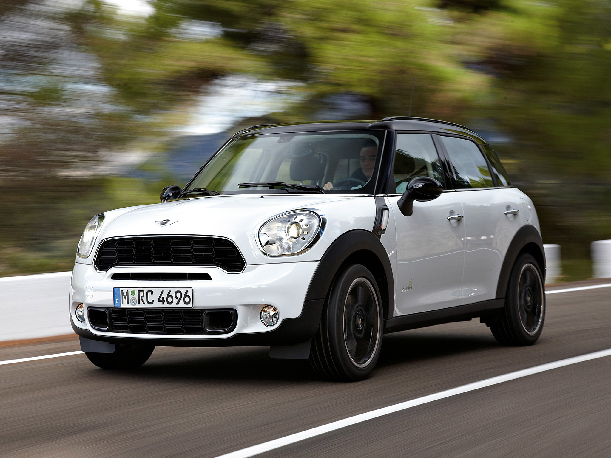 Foto 24 de Mini Countryman Cooper S ALL4 2010