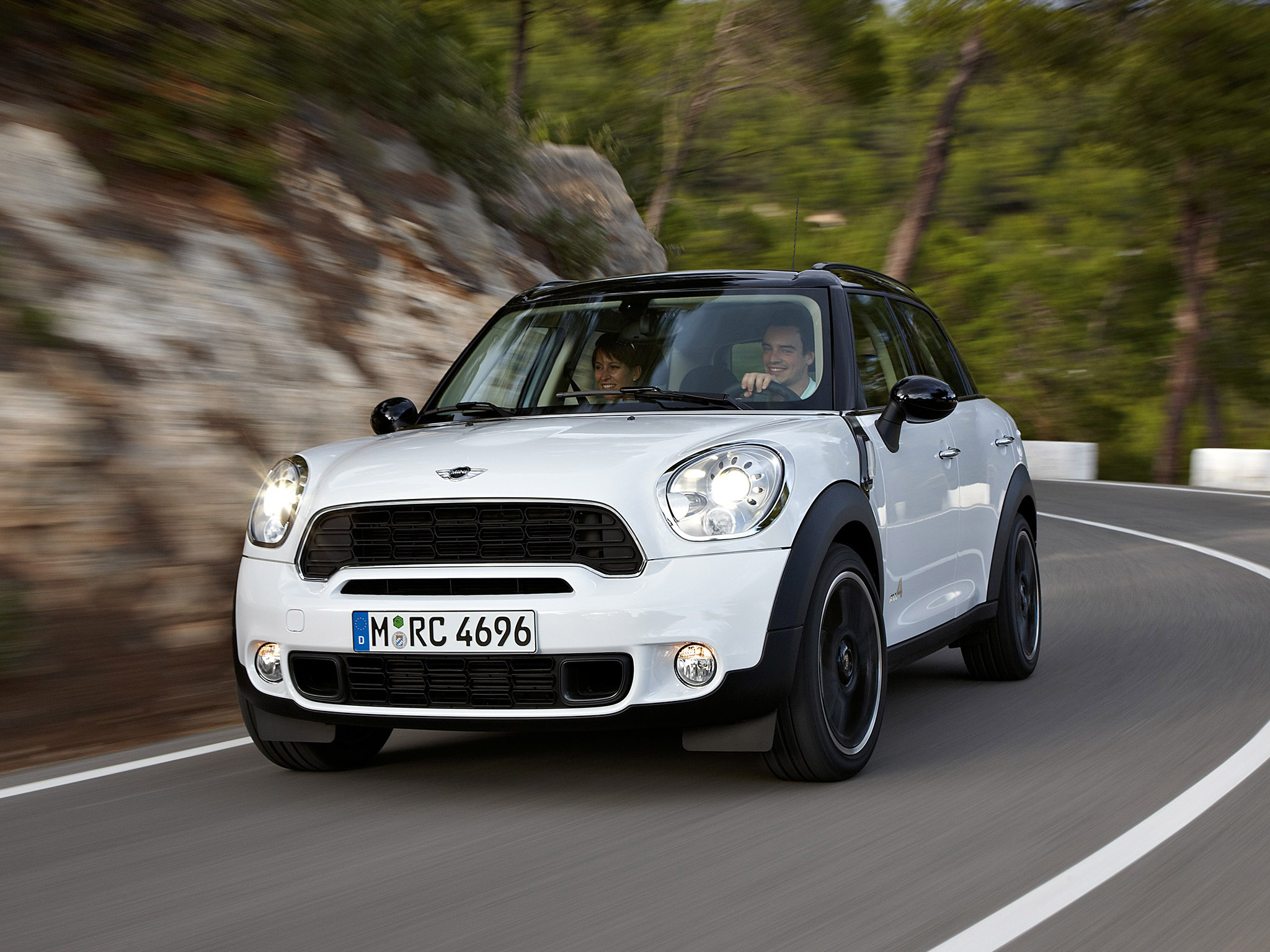Foto 23 de Mini Countryman Cooper S ALL4 2010
