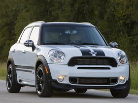 Ver foto 3 de Mini Countryman Cooper S All4 USA 2010