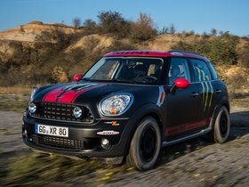 Fotos de Mini Countryman Dakar Service Vehicle 2013