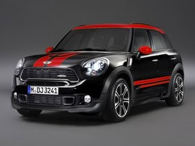 Fotos de Mini Countryman JCW John Cooper Works R60 2012