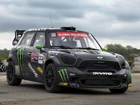Fotos de Mini Countryman Rallycross JCW John Cooper Works R60 2013