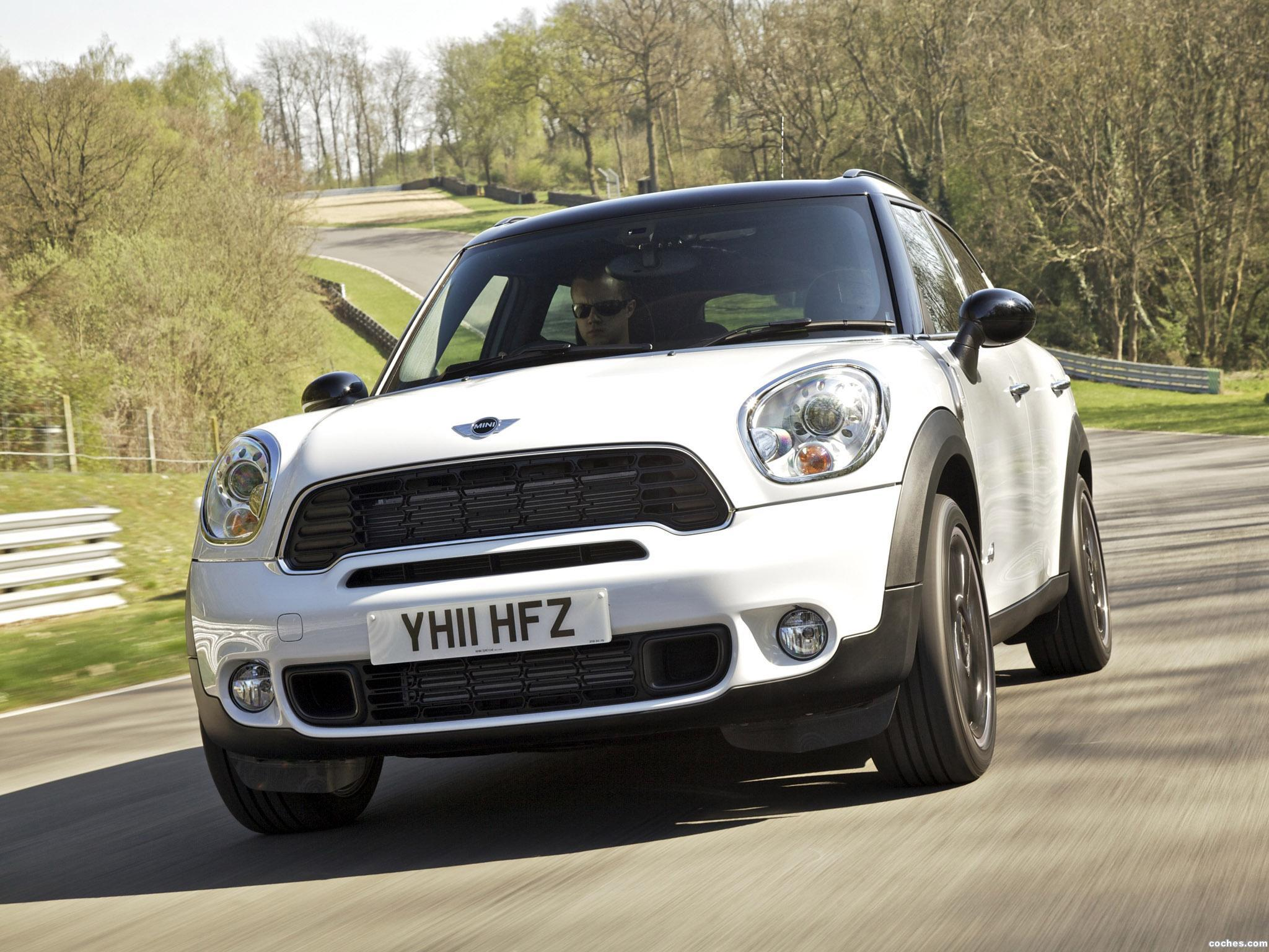 Foto 0 de Mini Countryman SD ALL4 R60 2011