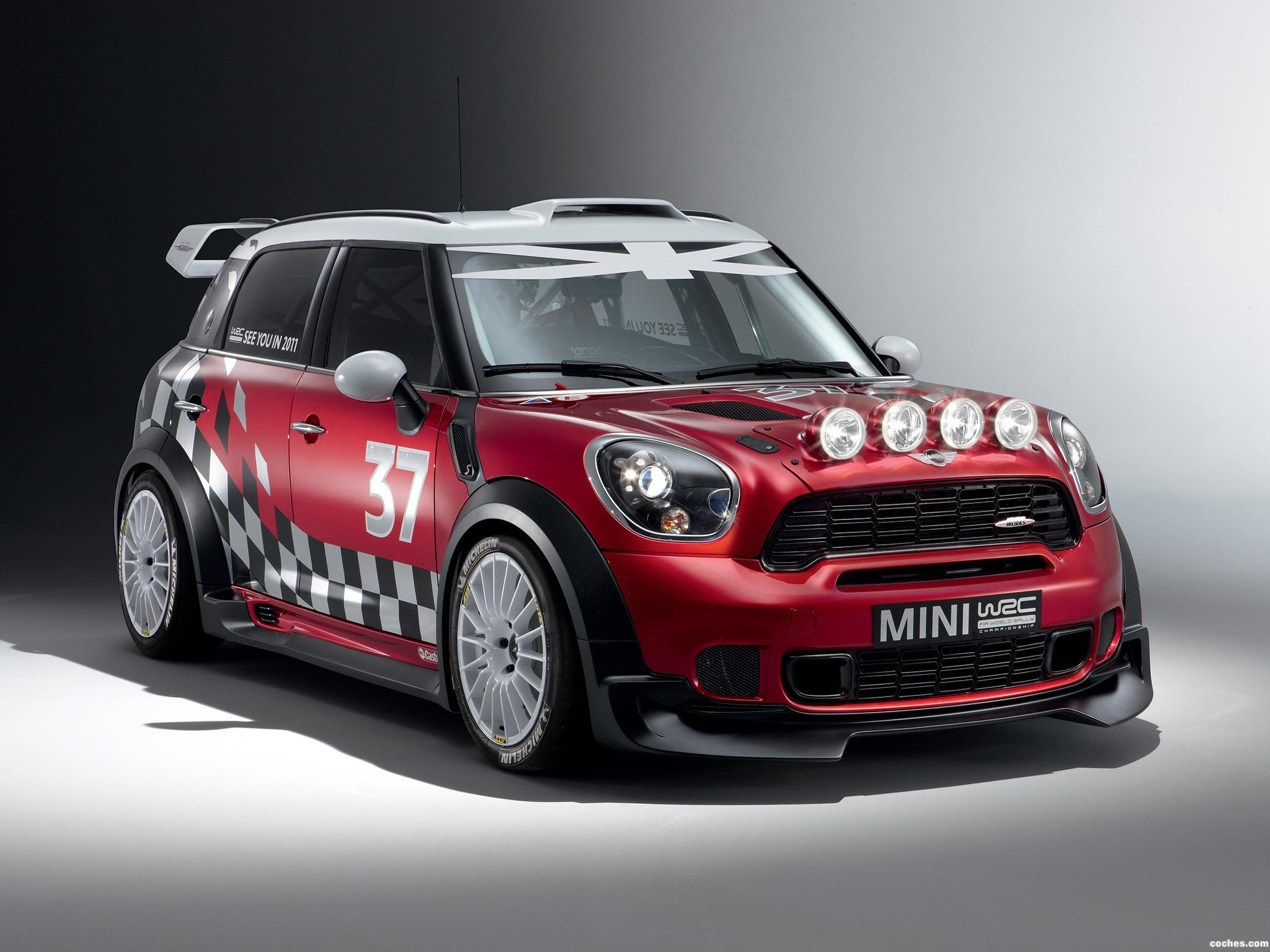 Foto 0 de Mini Countryman WRC 2010