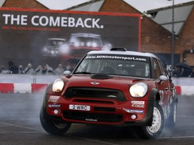 Ver foto 2 de Mini Countryman WRC 2011