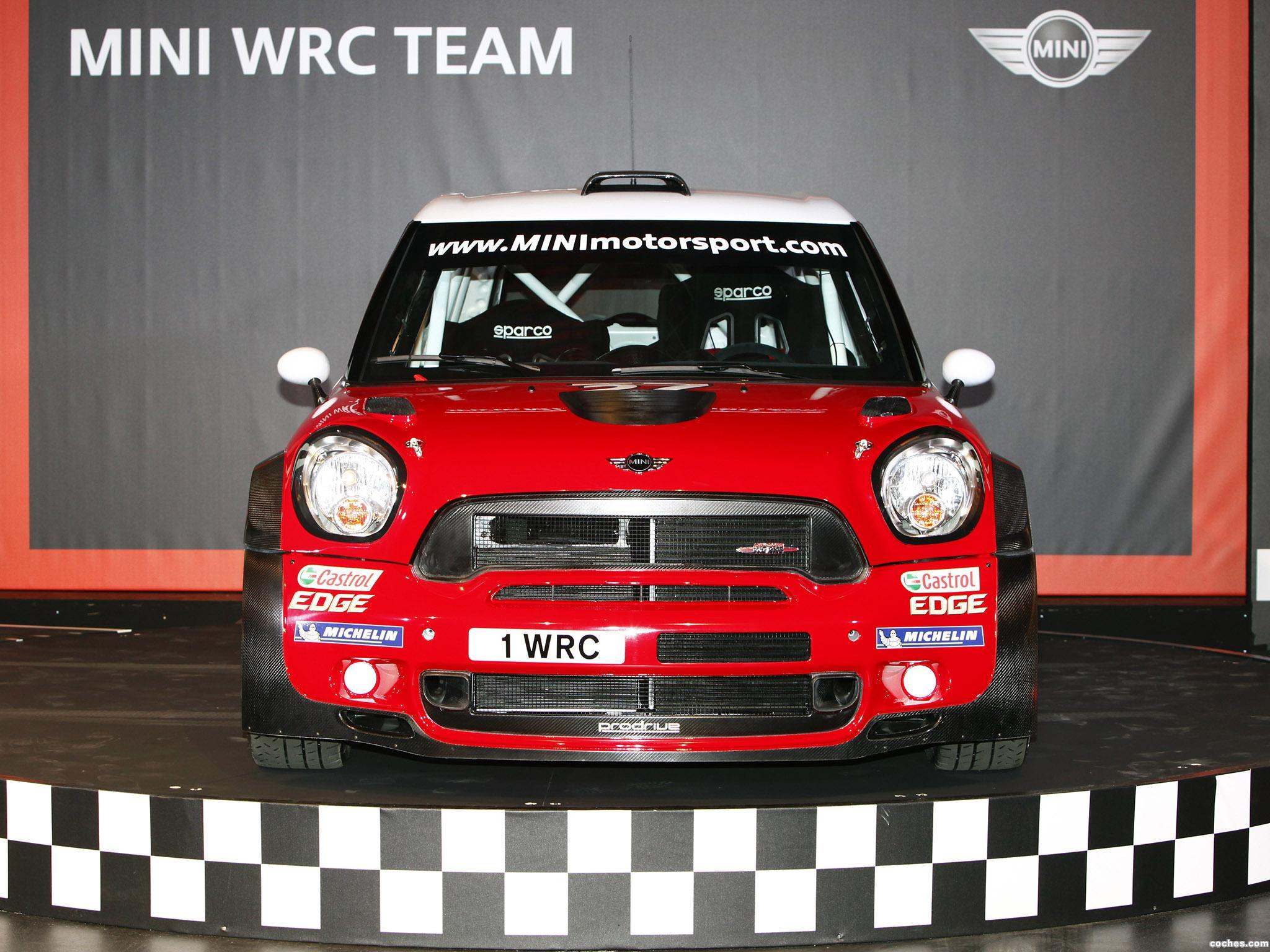 Foto 4 de Mini Countryman WRC 2011