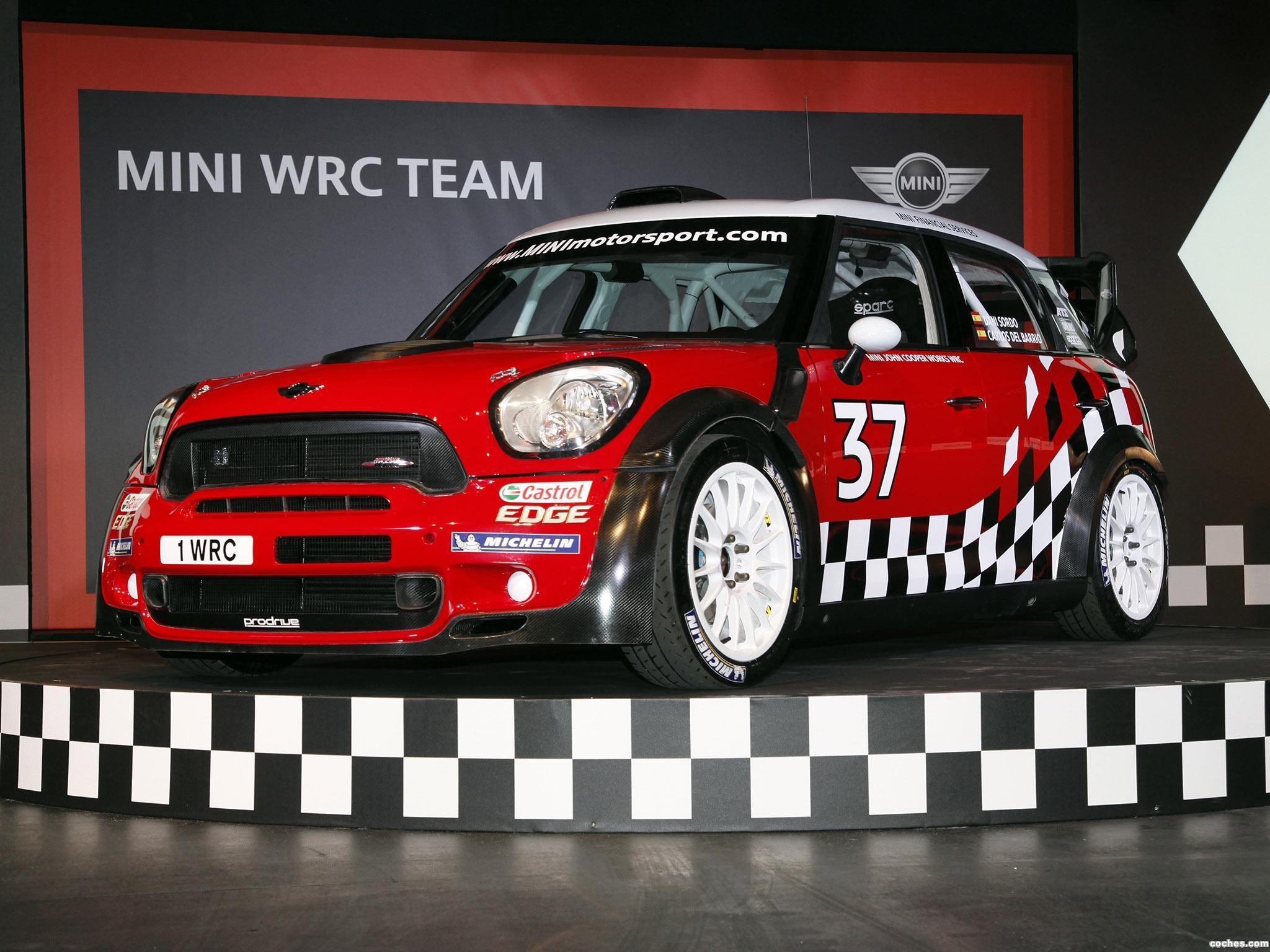 Foto 3 de Mini Countryman WRC 2011