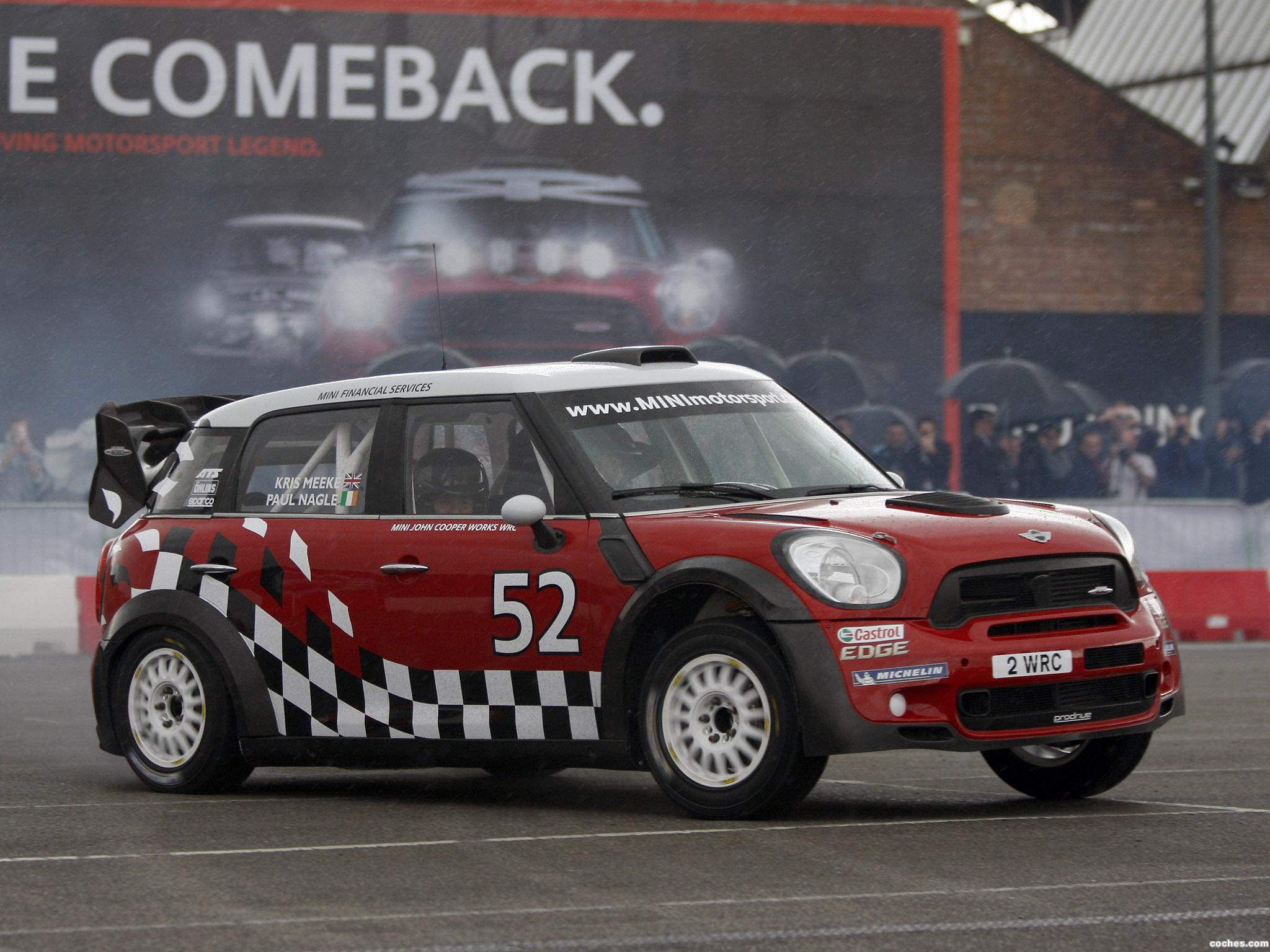 Foto 0 de Mini Countryman WRC 2011