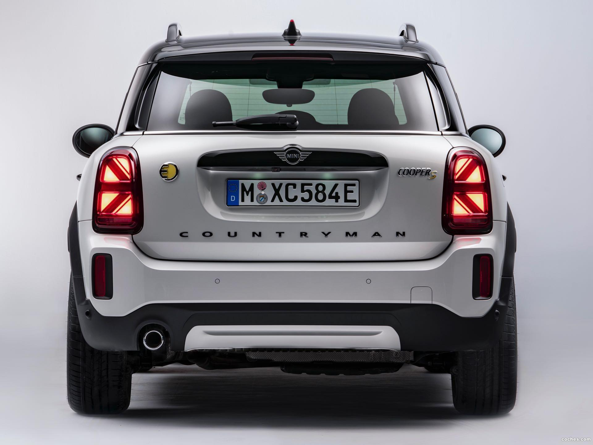 Foto 20 de Mini Cooper SE Countryman ALL4 (F60) 2020