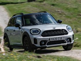 Ver foto 20 de Mini Cooper SE Countryman ALL4 (F60) 2020