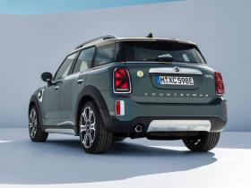 Ver foto 30 de Mini Cooper SE Countryman ALL4 (F60) 2020