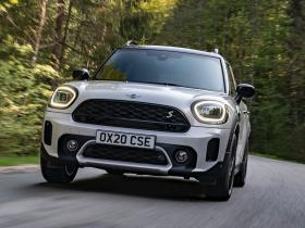 Ver foto 36 de Mini Cooper SE Countryman ALL4 (F60) 2020