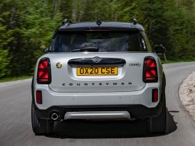 Ver foto 19 de Mini Cooper SE Countryman ALL4 (F60) 2020