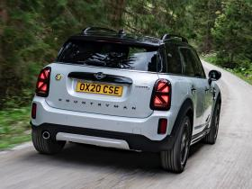 Ver foto 17 de Mini Cooper SE Countryman ALL4 (F60) 2020