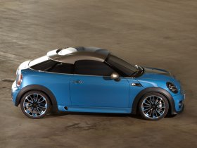 Ver foto 18 de Mini Coupe Concept 2009