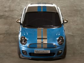 Ver foto 17 de Mini Coupe Concept 2009